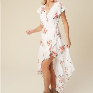 Altar'd State Andres Maxi Dress M